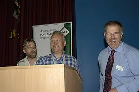 John Cook, Brian Kelly (UKOLN)