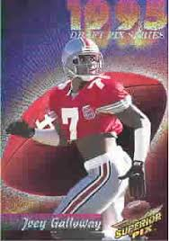 JOEY GALLOWAY CARDS