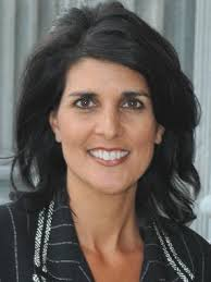 Governor Nikki Haley Supports - Nikki-Haley