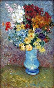 http://commons.wikimedia.org/wiki/Image:Van_Gogh_-_Flowers_in_a_blue_vase_-_June_1887.jpg