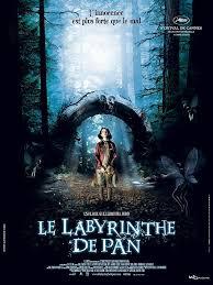 Le labyrinthe de Pan. pan