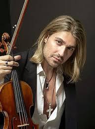 Violinist David Garrett brings - David+Garrett