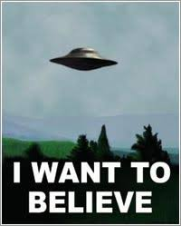 Y want to believe