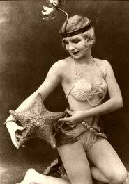 Ziegfeld Girl Californioa Girl