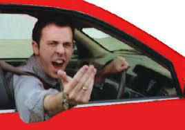 noyes news - road rage