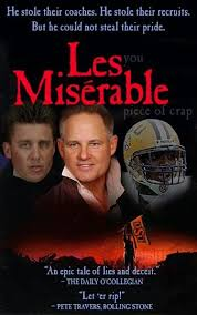 coaching job of Les Miles.