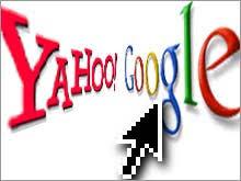 Yahoo!&Google
