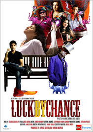 Luck By Chance ** Arabe film **