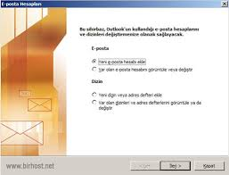 OUTLOOK DERSLERİ