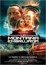 La montana embrujada movie