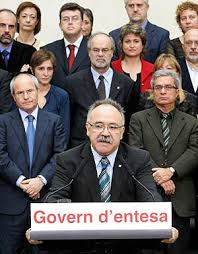 El Govern d'entesa