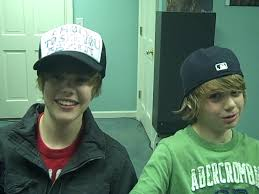 Justin and Christan