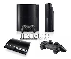 Sony-Playstation-3-noire