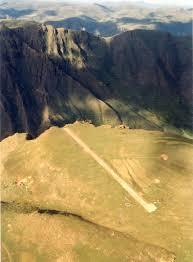 Matekane Airstrip