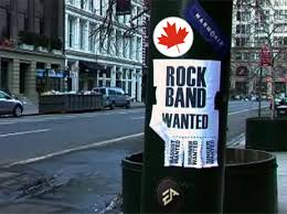 Canadian Rock Band