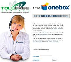 held hostage by Onebox