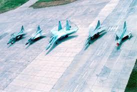 Aircrafts On Tarmac