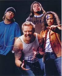 Nirvana y Metallica