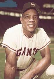 (Willie Mays-Giants)