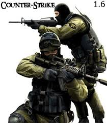 PC Game Counter Strike 1.6