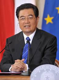 Hu Jintao The President Of The - President+Republic+China+Hu+Jintao+Visits+P9AIkVc-9iRl