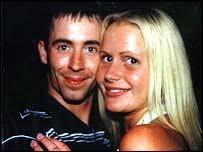 Stuart Wallace and his girlfriend Zoe - _39401786_stuartwallace203