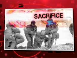 Veterans Day - Sacrifice