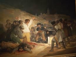 Dos de Mayo, par Goya