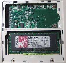 Asus Eee memory slot