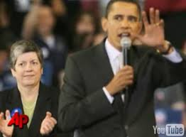 Is Janet Napolitano a Lesbian?
