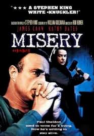 Misery-Annie Wilkes, one of ... - Misery-movie-poster-small
