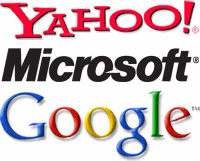 Google&Yahoo!&Microsoft
