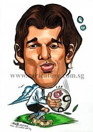 Caricature of Michael Ballack - caricature_of_michael_ballack_280565