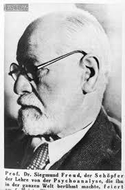 Portrait von Sigmund Freud - 36980