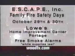 WOOD TV8 \x26amp; E S C A P E Smoke