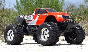 Nitro Monster Trucks