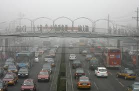Polusi udara terjadi di mana-mana, akibat kurang berdzikir?