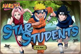 Play Naruto Star Student Online