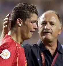 استمتع بالمشاهدة Ronaldo-crying