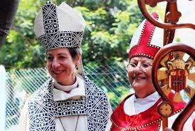 mujeres obispa