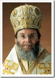 His Grace Bishop BASIL was - image