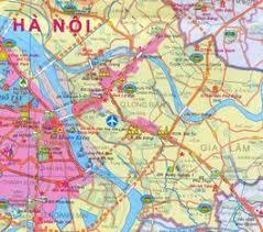 bản đồ chi tiết HN