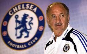 Luiz Felipe Scolari flexes his muscles at Chelsea - Football - Telegraph - luiz_felipe_scolari_788457c