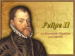 Retrato Felipe II