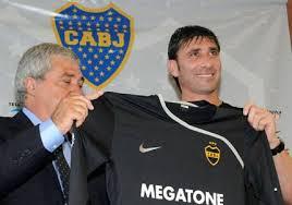 Arqueros De Boca Juniors