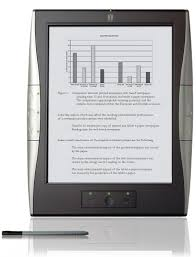 compare electronic book readers, portable handheld digital book reader