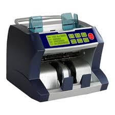 Banknote counter picture