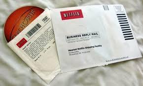 disc rentals Netflix also