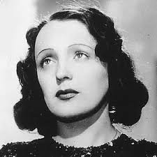 My Life on the V-List: Frenchie of the Day: Edith Piaf - piaf