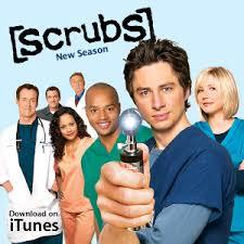 la s�rie Scrubs en streaming